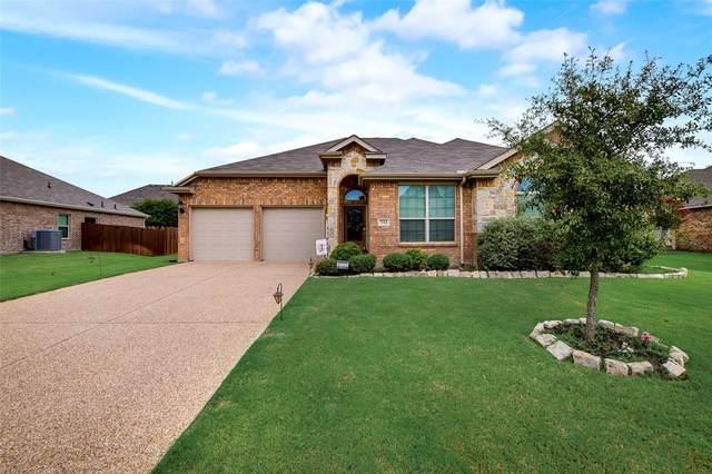 732 Newberry Court, Desoto, TX 75115 (MLS #14668908) :: RE/MAX Pinnacle Group REALTORS