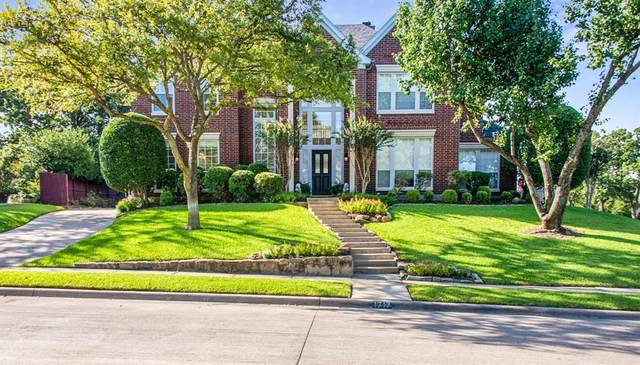 1717 Egret Lane, Southlake, TX 76092 (MLS #14668935) :: The Hornburg Real Estate Group