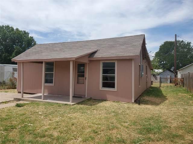 312 Gleese Street, Graham, TX 76450 (MLS #14668942) :: Real Estate By Design