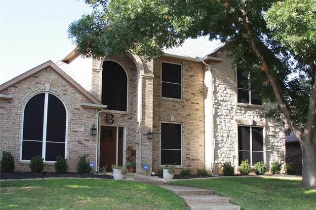 1323 Bogard Lane, Lewisville, TX 75077 (MLS #14668943) :: VIVO Realty