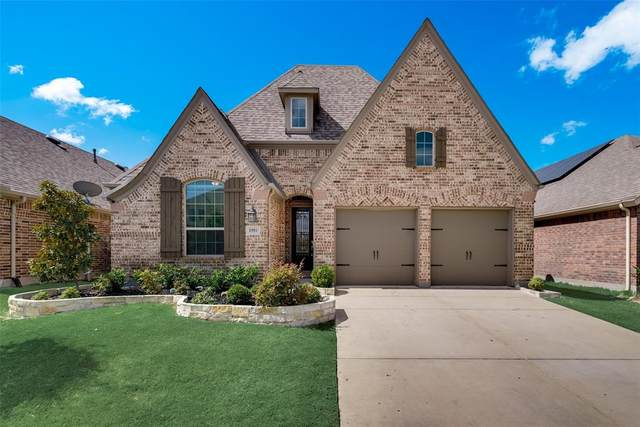 1551 Tavistock Road, Forney, TX 75126 (MLS #14668962) :: Real Estate By Design
