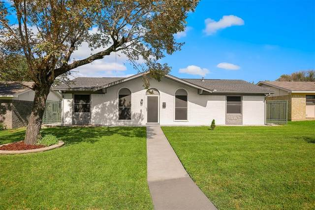 725 Malibu Drive, Garland, TX 75043 (MLS #14668974) :: Russell Realty Group
