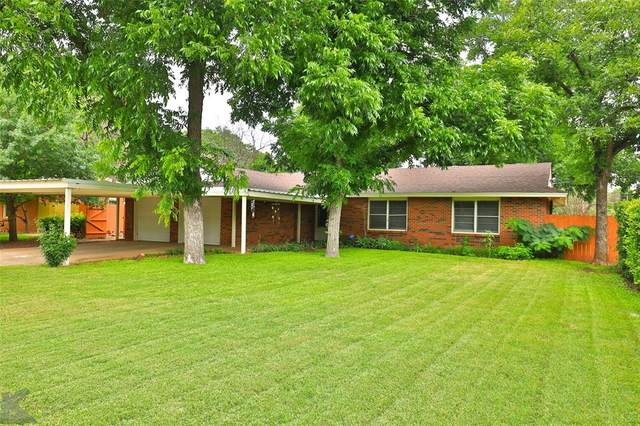 3302 Parkcrest Drive, Abilene, TX 79605 (MLS #14668985) :: Robbins Real Estate Group