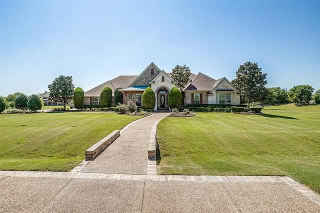 5802 Parker Village Drive, Parker, TX 75002 (MLS #14668994) :: Real Estate By Design