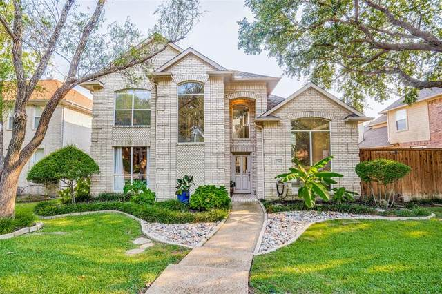 17912 Benchmark Drive, Dallas, TX 75252 (MLS #14669013) :: Real Estate By Design