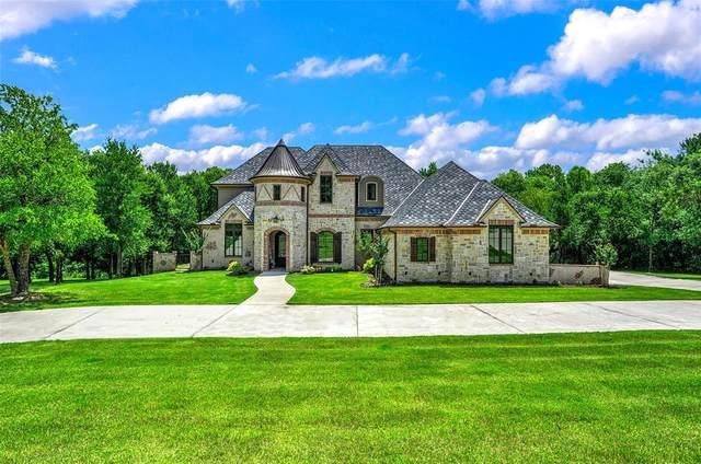 144 Woodland Hills Drive, Sherman, TX 75092 (MLS #14669029) :: Real Estate By Design