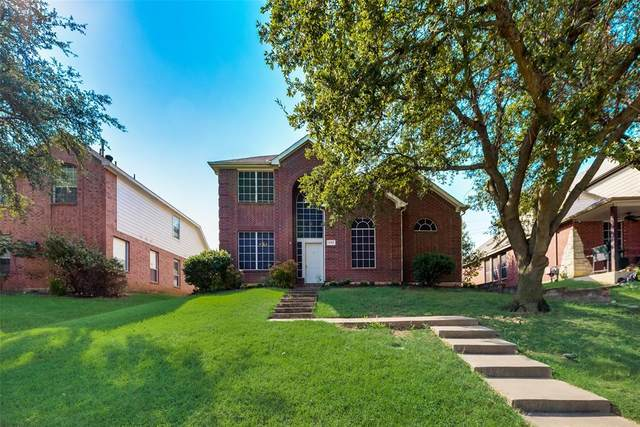 384 Valley View Drive, Lewisville, TX 75067 (MLS #14669034) :: Real Estate By Design