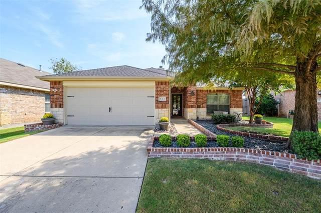 521 Raven Drive, Little Elm, TX 75068 (MLS #14669070) :: The Good Home Team