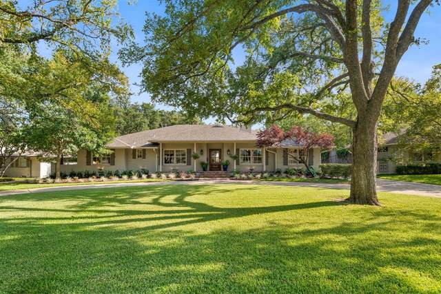 7214 Northaven Road, Dallas, TX 75230 (#14669088) :: Homes By Lainie Real Estate Group