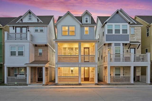 201 S Village Way, Lewisville, TX 75057 (MLS #14669090) :: Real Estate By Design
