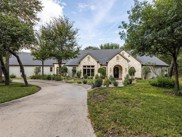 122 Forest Creek Circle, Weatherford, TX 76088 (MLS #14669111) :: The Russell-Rose Team