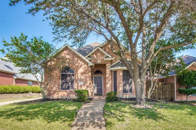 6936 Barbican Drive, Plano, TX 75023 (MLS #14669134) :: Real Estate By Design