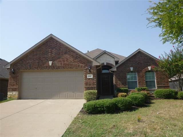 5455 Childress Drive, Grand Prairie, TX 75052 (MLS #14669139) :: Real Estate By Design