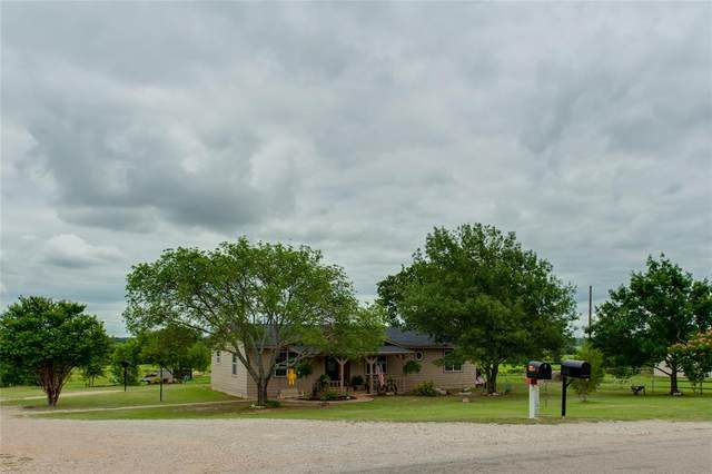1501 Sarra Lane, Poolville, TX 76487 (MLS #14669142) :: The Russell-Rose Team
