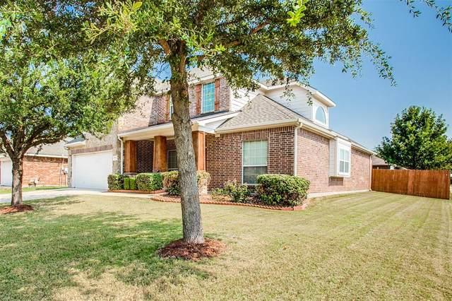2795 Sun Rise Lane, Grand Prairie, TX 75052 (MLS #14669157) :: Real Estate By Design