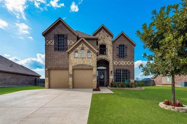 114 Harvest Way, Crandall, TX 75114 (MLS #14669158) :: Keller Williams Realty
