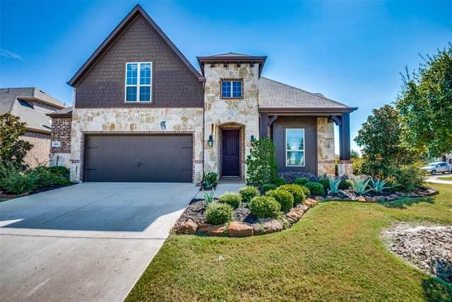 291 Wilmette Avenue, Oak Point, TX 75068 (MLS #14669174) :: The Mauelshagen Group