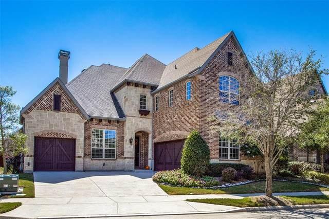 605 Sandy Lane, Flower Mound, TX 75022 (MLS #14669213) :: Crawford and Company, Realtors