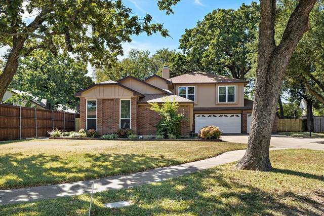 524 Cozby Avenue, Coppell, TX 75019 (MLS #14669226) :: The Rhodes Team
