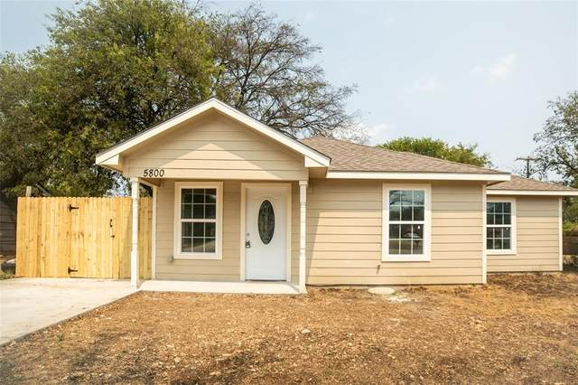 5800 Houghton Avenue, Fort Worth, TX 76107 (MLS #14669239) :: Real Estate By Design