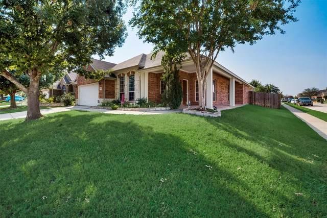 8745 Deepwood Lane, Fort Worth, TX 76123 (MLS #14669275) :: Real Estate By Design