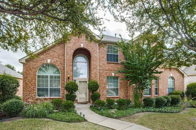 208 Del Cano Drive, Allen, TX 75002 (MLS #14669304) :: 1st Choice Realty