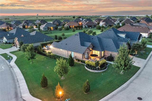 8512 Sterling Drive, Denton, TX 76207 (MLS #14669322) :: Real Estate By Design