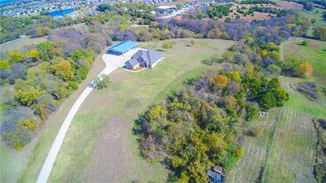 1401 E Fm 544, Wylie, TX 75098 (MLS #14669327) :: Real Estate By Design