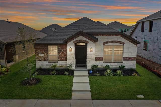 2836 Franklin Drive, Celina, TX 75009 (MLS #14669332) :: The Mauelshagen Group