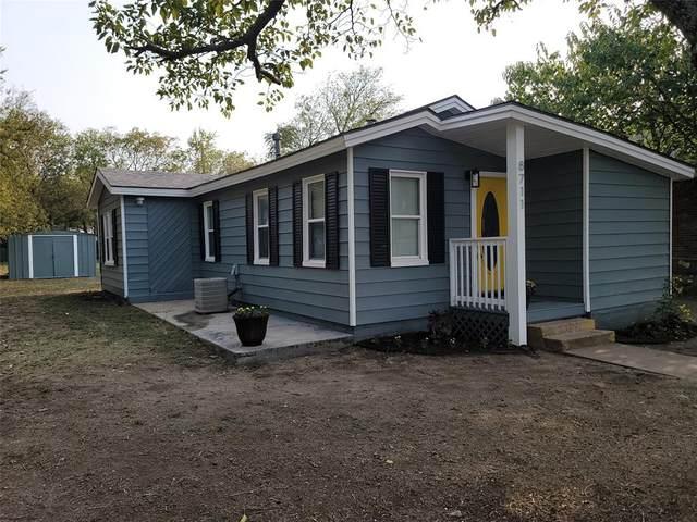 8711 Ronnie Street, White Settlement, TX 76108 (MLS #14669337) :: Lisa Birdsong Group | Compass