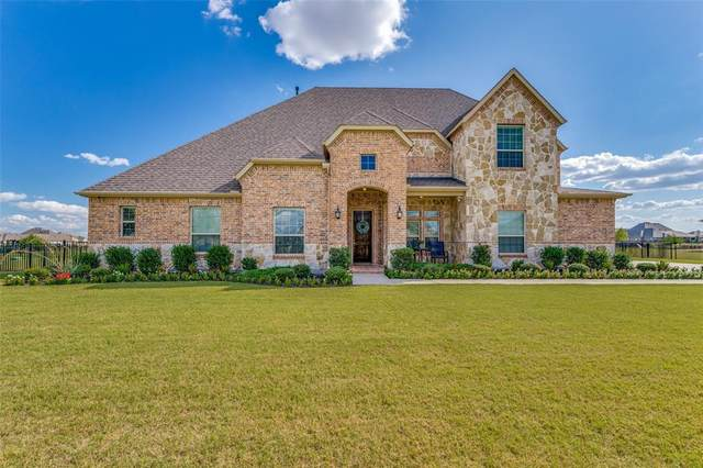 2075 Canyon Road, Celina, TX 75009 (MLS #14669339) :: Russell Realty Group