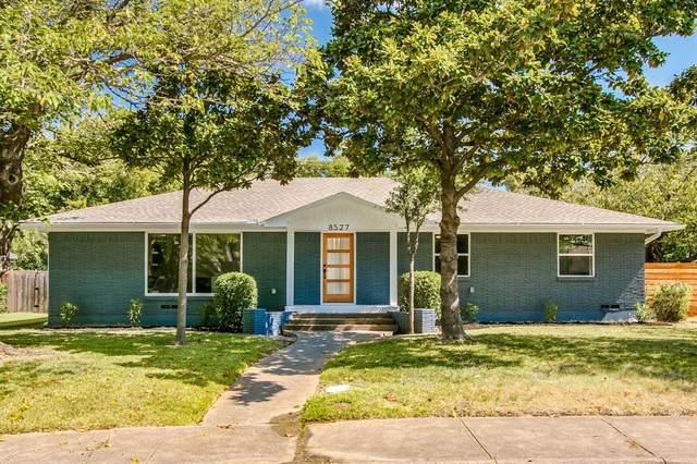 8527 Sweetwood Drive, Dallas, TX 75228 (MLS #14669349) :: VIVO Realty