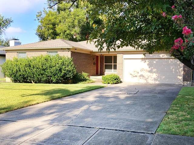 9409 Boundbrook Avenue, Dallas, TX 75243 (MLS #14669362) :: The Good Home Team