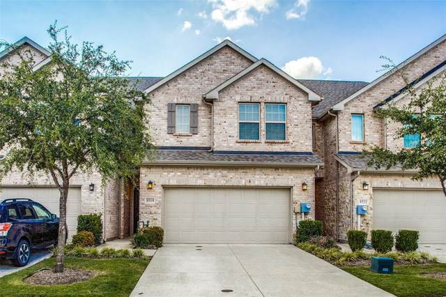 5519 Liberty Drive, The Colony, TX 75056 (MLS #14669371) :: Real Estate By Design