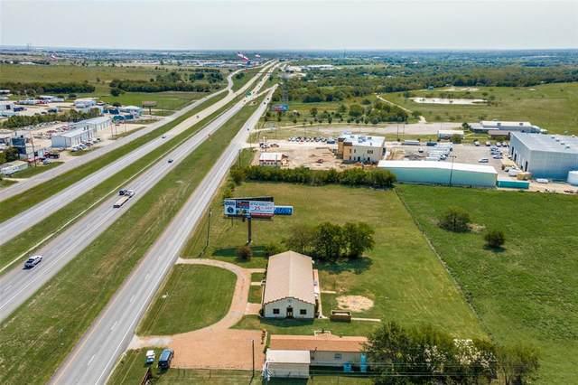 4600 S Ih35w, Alvarado, TX 76009 (MLS #14669384) :: Real Estate By Design