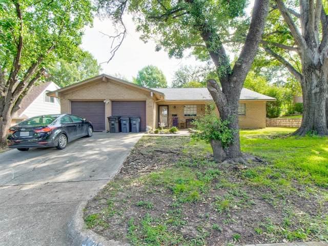 3105 Conejos Drive, Fort Worth, TX 76116 (MLS #14669388) :: Craig Properties Group