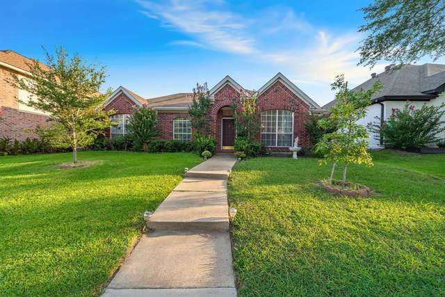 2204 Grinelle Drive, Plano, TX 75025 (MLS #14669410) :: Real Estate By Design