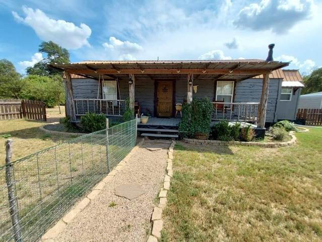 9326 County Road 367, Hawley, TX 79525 (MLS #14669414) :: The Russell-Rose Team