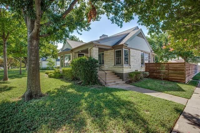 6234 Prospect Avenue, Dallas, TX 75214 (MLS #14669441) :: Real Estate By Design