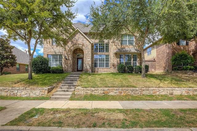 1020 Potter Avenue, Rockwall, TX 75087 (MLS #14669452) :: 1st Choice Realty