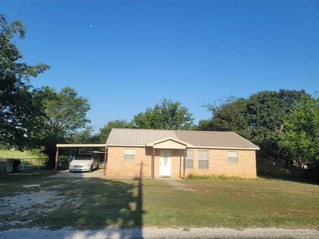 606 S Hubbard Street, Alvord, TX 76225 (MLS #14669467) :: VIVO Realty