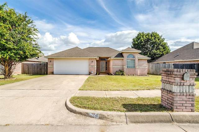 524 Meadowcrest Drive, Burleson, TX 76028 (MLS #14669473) :: Real Estate By Design