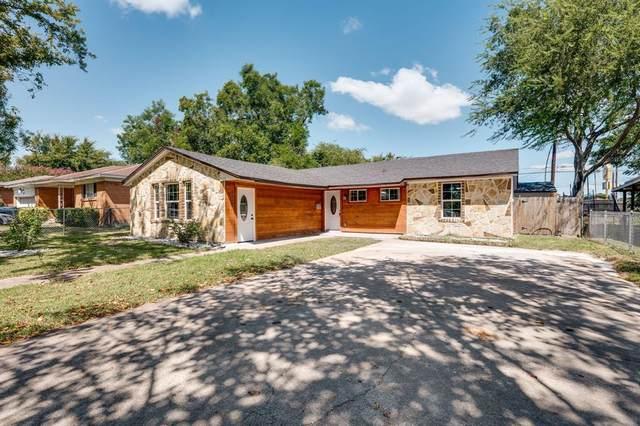 9133 Donnybrook Lane, Dallas, TX 75217 (MLS #14669480) :: Real Estate By Design