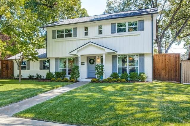 9742 Robin Hill Lane, Dallas, TX 75238 (MLS #14669491) :: Wood Real Estate Group