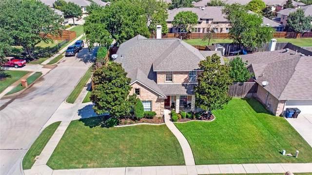 10106 Joy Drive, Frisco, TX 75035 (MLS #14669499) :: Real Estate By Design
