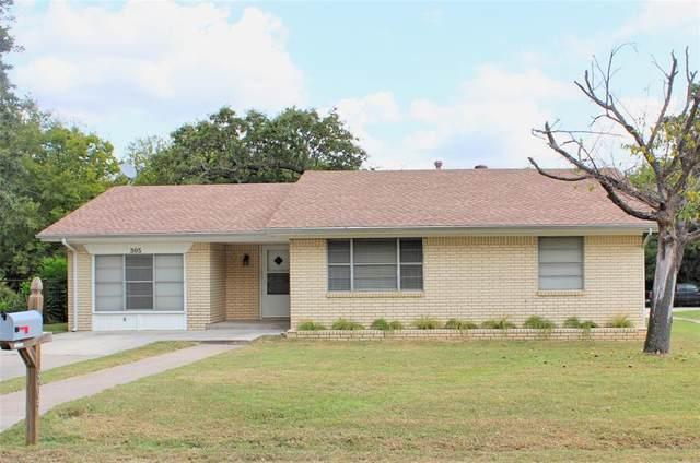 305 S Weatherford Street, Chico, TX 76431 (MLS #14669507) :: VIVO Realty