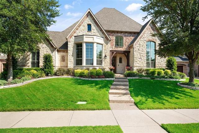 1600 Litchfield Drive, Mckinney, TX 75071 (MLS #14669515) :: Russell Realty Group