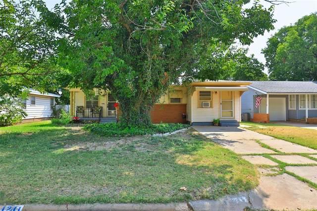 1241 S Jefferson Drive, Abilene, TX 79605 (MLS #14669532) :: Russell Realty Group