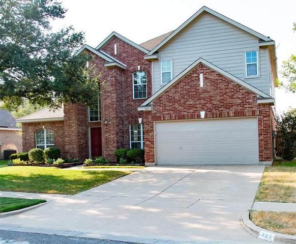 333 Fort Edward Drive, Arlington, TX 76002 (MLS #14669539) :: Robbins Real Estate Group