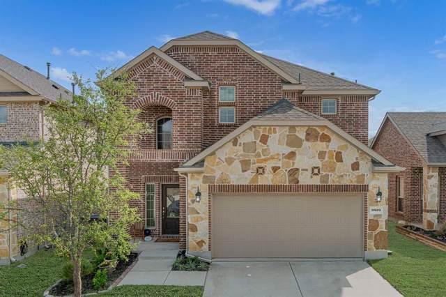 9829 Fox Squirrel Trail, Mckinney, TX 75071 (MLS #14669564) :: Real Estate By Design